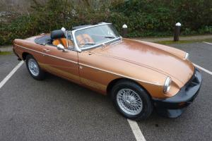 MGB LE ROADSTER 1981 77,000 MILES  Photo