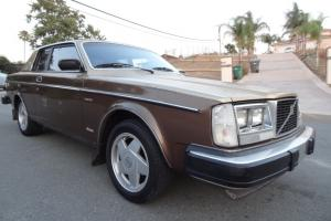 81 Volvo 262C Bertone Coupe Rare 262 Factory Chop Top 240 Brick 242 200 Series