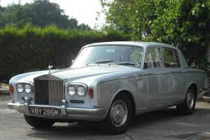 ROLLS ROYCE SILVER SHADOW Bentley 1968  Photo