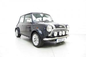 A Rare and Sought After Classic Mini Cooper Sport 500 Just 47,442 Miles from New  Photo