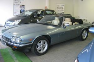 1989 G JAGUAR XJS 5.3 V12 Auto CONVERTIBLE  Photo