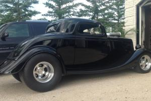 1934 pro street ford coupe