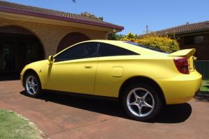 Toyota Celica TTR LE 2004 2D Liftback 6 SP Manual 1 8L Multi Point in Darling Downs, QLD