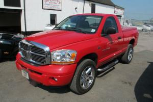 2006 DODGE RAM SPORT 5.7 HEMI 4X4 REGULAR CAB AUTOMATIC  Photo