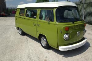 VW Camper Westy pop top