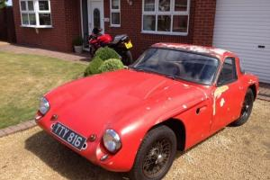 1961 TVR GRANTURA RED  Photo