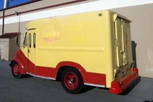 1967 Divco milk truck ice cream truck icecream food truck