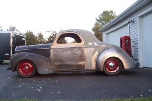 Willys Coupe - All Steel
