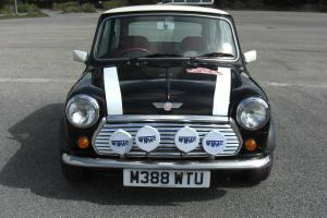 Rover Mini Cooper Monte Carlo Limited Edition, rare black finish  Photo
