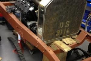 Vintage Race Car Project,1929 Packard-CadillacV8 Engine as Schumacher Special