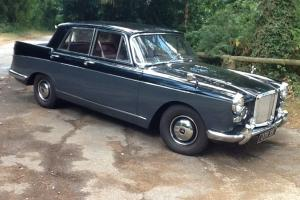Vanden Plas 3 Litre manual westminster wolseley
