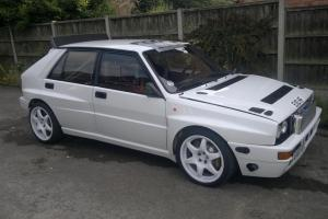 LANCIA DELTA HF INTEGRALE EVOLUTION 540BHP SPRINT CAR
