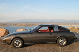 1983 MAZDA Rx7 GSL 1 Owner ONLY 32,164 Miles NO RUST Good Condition Runs Great!