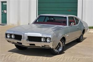 1969 Oldsmobile 442 - Matching Numbers - Air Conditioning