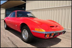 1971 Opel GT - low mileage and excellent original condition
