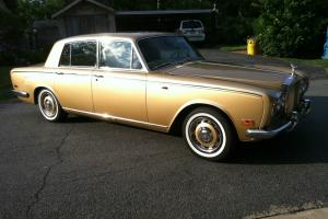 Rolls Royce Silver Shadow 1973 Photo