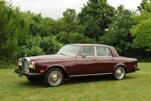 1976 Rolls Royce Silver Shadow Sedan Saloon Award Winning SRE26328