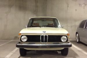 1974 BMW 2002 tii classic collectors investment