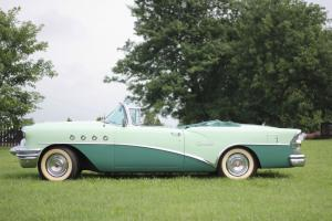 1955 Buick Century Base Convertible 2-Door 5.3L