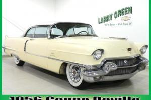 Classic 1956 Cadillac Coupe Deville V-8 Automatic Financing Daily Driver Ready