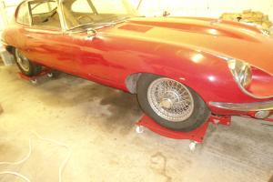 E TYPE Jaguar Series 11/2 2 Photo