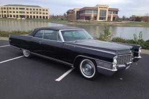 "Beautiful 1965 Cadillac Eldorado convertible ""survivor """