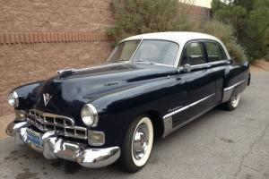 1948 Cadillac Series 62 4-door sedan