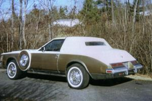 1981 Cadillac Opera Coupe Limited Edition Seville