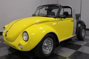 CUSTOM TARGA, PROFESSIONALLY BUILT BY DAVE KENT OF CARCRAFT FOR VW, 2240 CC!