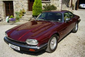 JAGUAR XJS FACELIFT 1991  Photo