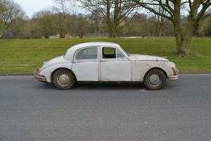 1958 Jaguar MK1 2.4 Litre Saloon Manual with Overdrive