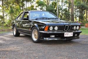 BMW E24 M635CSI 1985 M Powered Genuine Right Hand Drive JPS in Moreton, QLD