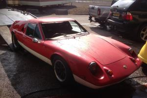 LOTUS EUROPA S2 1970 REQUIRES WORK THOUSANDS SPENT IN PAST