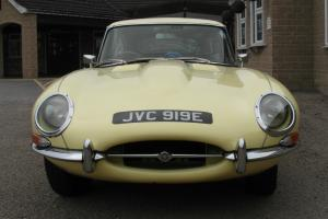 Jaguar E type 4.2cc 2 Photo