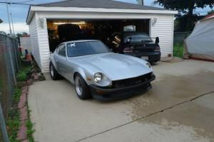1974 Datsun 260z with sr20det swap