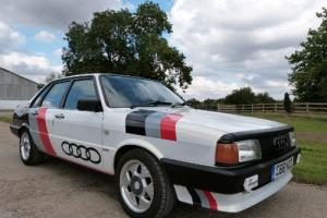 AUDI 80 SPORT - COMPLETE RESTORATION - HUGE SPECIFICATION