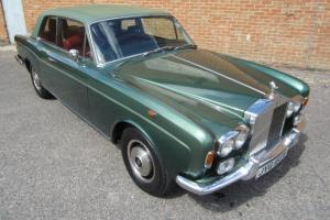 1974 ROLLS ROYCE CORNICHE FHC  Photo