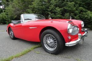 1964 austin Healey 3000 Mark II Photo