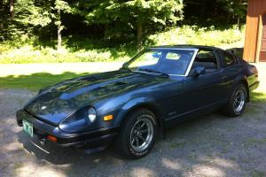 Datsun: Z-Series 280ZX  1983 T-Top blue restored show car, (level 2)
