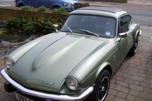 Stunning 1973 Triumph GT6 MkIII With Overdrive  Photo