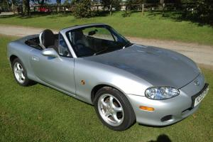 MAZDA MX5 2003 1.8 LOVLEY CONDITION FSH, PX/SWAP CLASSIC, FINANCE/CARD PAY OK