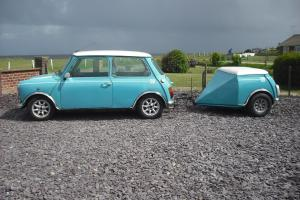 Mini Cooper Kensington , matching trailer and Private plate M 200PER  Photo