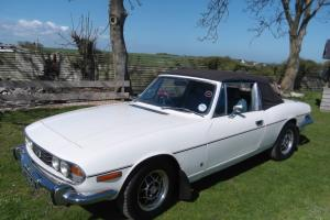 triumph stag manual  Photo