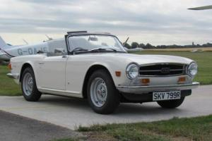 1977 R TRIUMPH TR6 2.5 2.5 2D  Photo