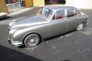 Jaguar MK II, 3.8, 1961 Automatic  Photo