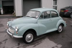 1970 MORRIS MINOR 1000 Two Door Saloon
