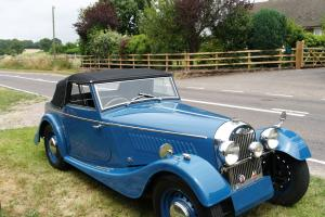 Beautiful 1953 MORGAN Plus 4 Two Seater 3 position Drop Head Coupe  Photo