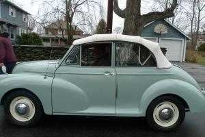 1955 Morris Minor Convertible Photo