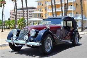 67 Morgan Plus 4. Superb condition. Photo