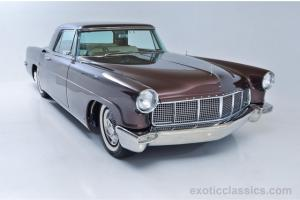 1956 Lincoln, low mileage